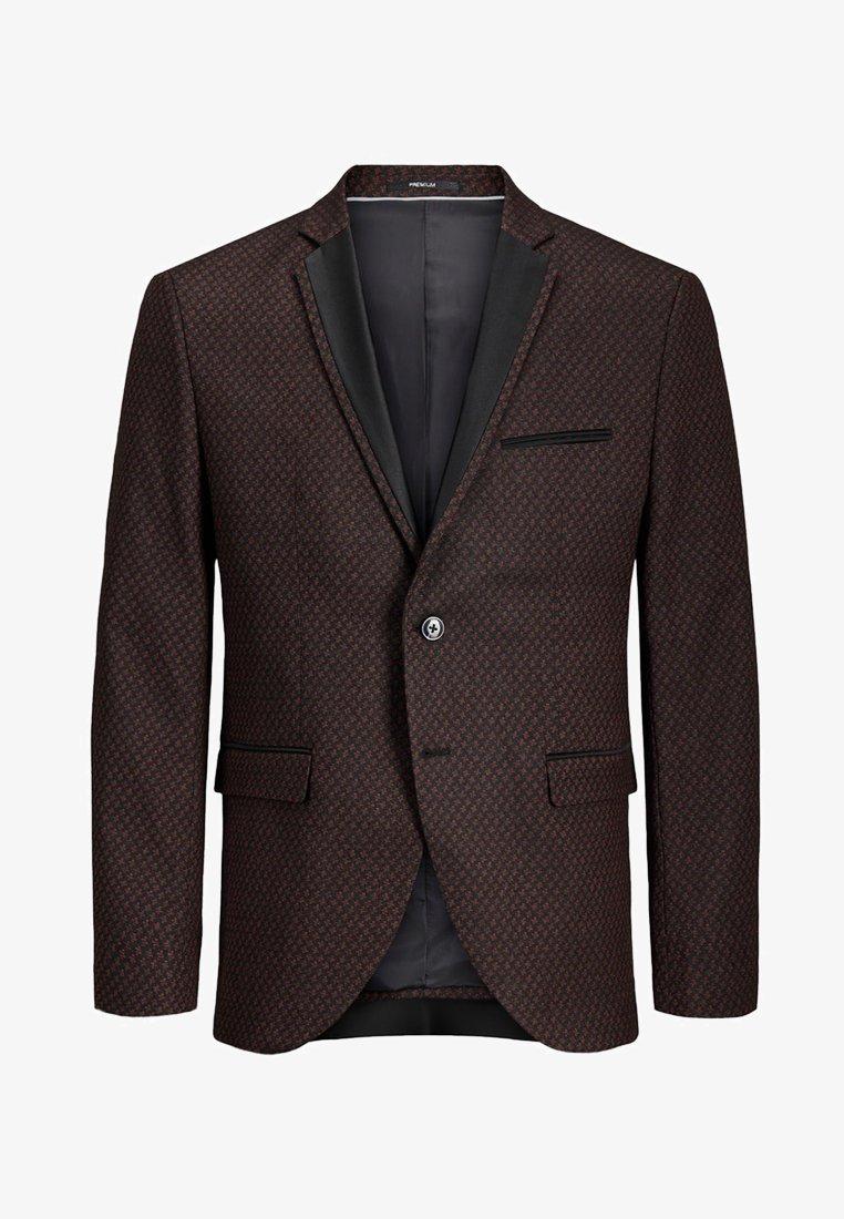 Jack & Jones PREMIUM - Smoking - Blazer - black