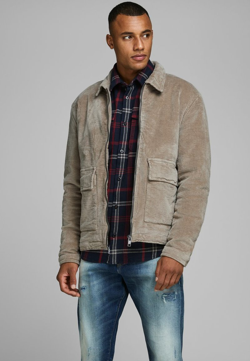 Jack & Jones PREMIUM - Allvädersjacka - light brown