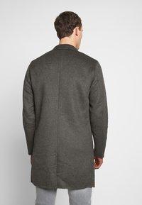 Jack & Jones PREMIUM - JPRFLOW  - Krátký kabát - light grey melange - 2
