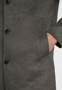 Jack & Jones PREMIUM - JPRFLOW  - Krátký kabát - light grey melange - 5