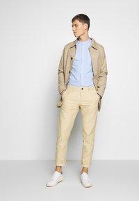 Jack & Jones PREMIUM - LEISTER  - Short coat - classic beige - 1