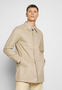 Jack & Jones PREMIUM - LEISTER  - Short coat - classic beige - 0