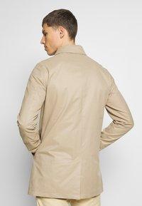 Jack & Jones PREMIUM - LEISTER  - Short coat - classic beige - 2