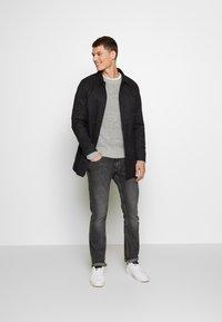 Jack & Jones PREMIUM - LEISTER  - Short coat - black - 1