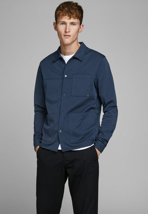 Light jacket - blueberry