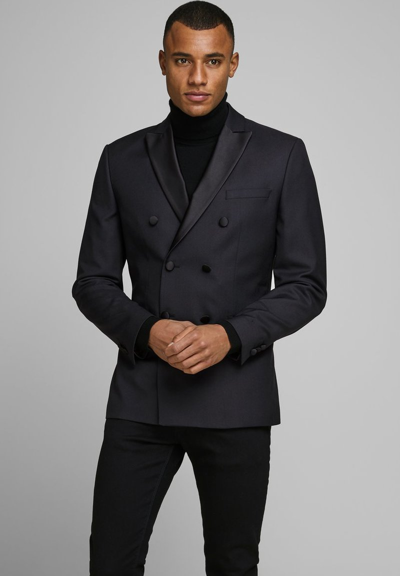 Jack & Jones PREMIUM - Blazer - black