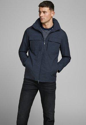 Allvädersjacka - navy blazer