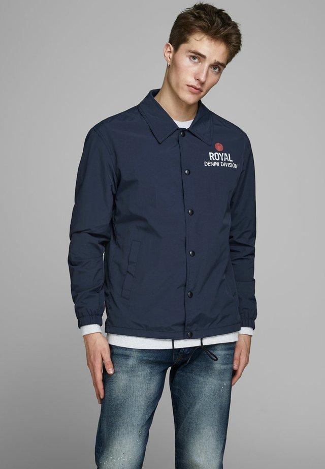 RDD - Summer jacket - navy blazer