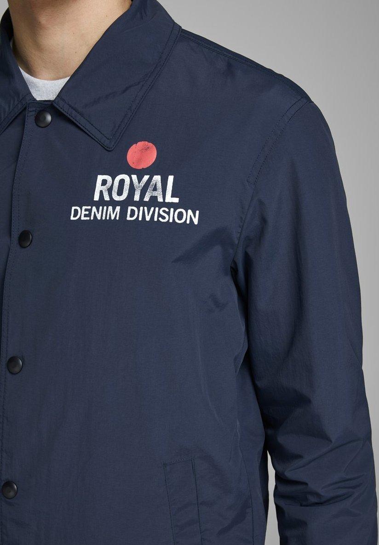 Royal Denim Division By Jack & Jones Rdd - Tunn Jacka Navy Blazer