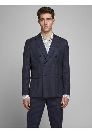 BLAZER ZWEIREIHIGER - Blazer jacket - dark navy