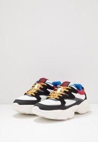 Jack & Jones Junior - JRJINX COMBO  - Sneakersy niskie - anthracite - 3