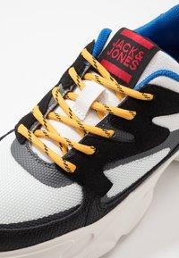 Jack & Jones Junior - JRJINX COMBO  - Sneakersy niskie - anthracite - 2