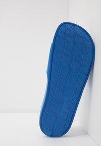 Jack & Jones Junior - JRLARRY SLIDER  - Pantofle - imperial blue - 5