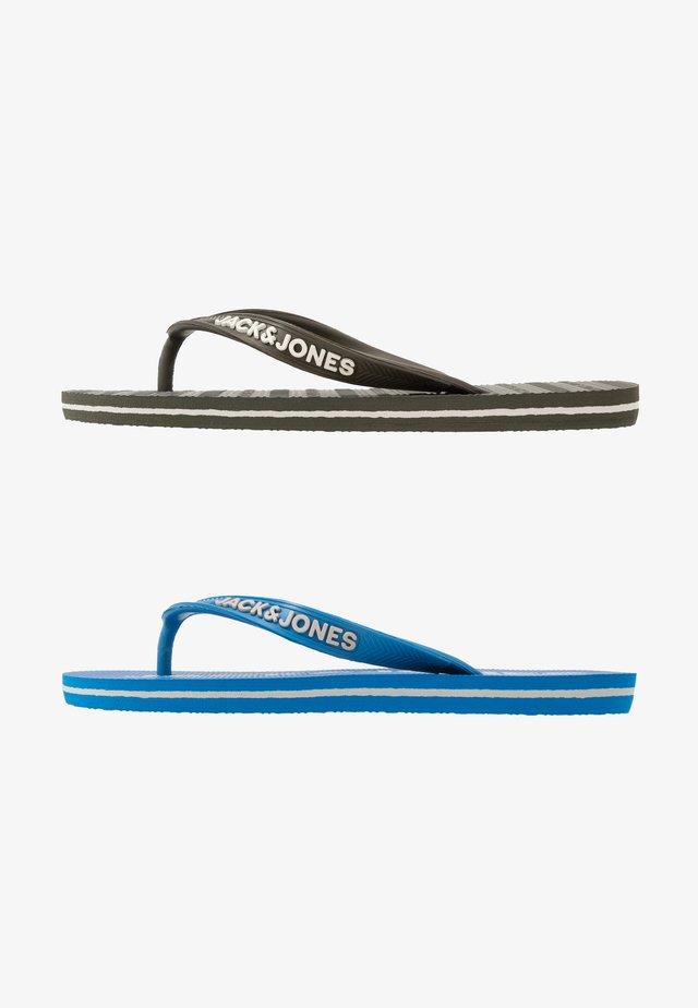 JRFLIP FLOP 2 PACK  - Pool shoes - imperial blue