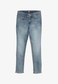 Jack & Jones Junior - JJILIAM JJORIGINAL  - Jeans Skinny - blue denim - 3