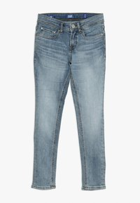 Jack & Jones Junior - JJILIAM JJORIGINAL  - Jeans Skinny - blue denim - 0