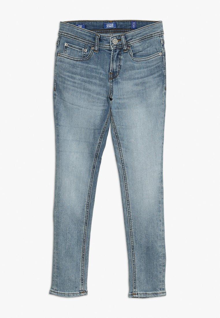 Jack & Jones Junior - JJILIAM JJORIGINAL  - Jeans Skinny - blue denim
