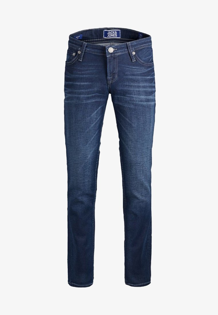 Jack & Jones Junior - Slim fit jeans - blue denim