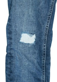 Jack & Jones Junior - JJILIAM JJIORIGINAL - Vaqueros pitillo - blue denim - 4