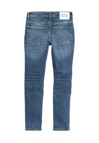 Jack & Jones Junior - JJILIAM JJIORIGINAL - Vaqueros pitillo - blue denim - 1