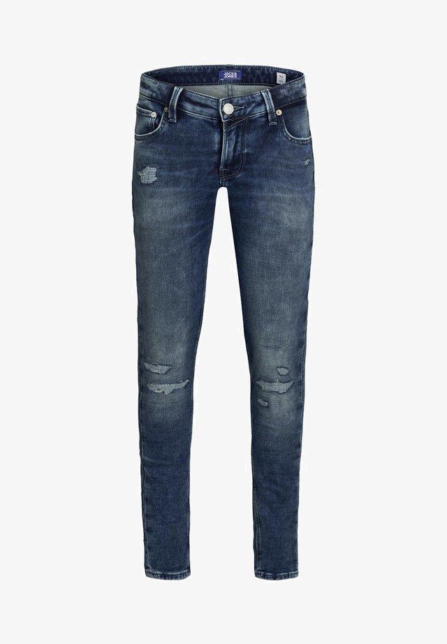 LIAM ICON - Jeans Skinny Fit - blue denim