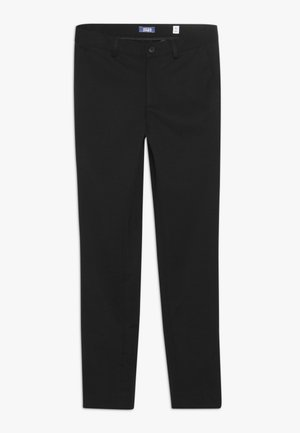 JPRSTEVEN TROUSER - Chinosy - black