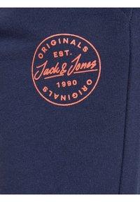 Jack & Jones Junior - JJIGORDON - Pantalones deportivos - navy blazer - 5
