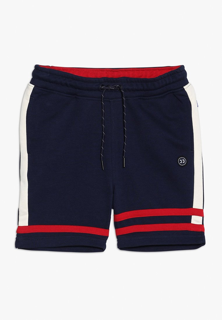 Jack & Jones Junior - JJIBLAIR JUNIOR - Tracksuit bottoms - maritime blue