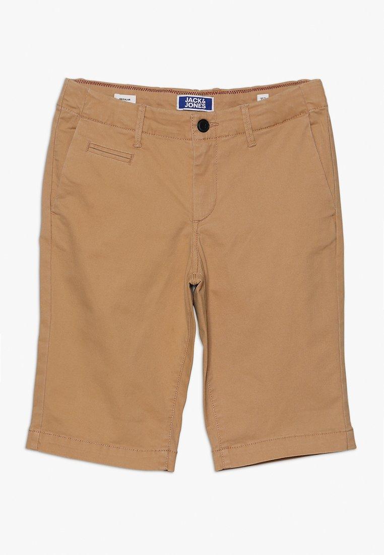 Jack & Jones Junior - JJIENZO CHINO - Shorts - tan