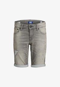 Jack & Jones Junior - Shorts vaqueros - grey denim - 0