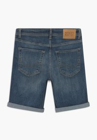 Jack & Jones Junior - JJIRICK - Jeansshort - blue denim - 1
