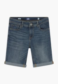 Jack & Jones Junior - JJIRICK - Jeansshort - blue denim - 0