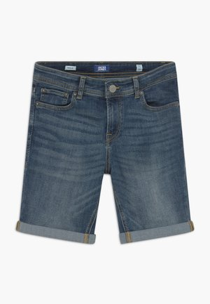 JJIRICK - Shorts vaqueros - blue denim