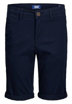JJIBOWIE JJSHORTS SOLID SA JR - Shorts - navy blazer