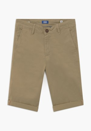JJIBOWIE JJSHORTS SOLID SA JR - Shorts - khaki