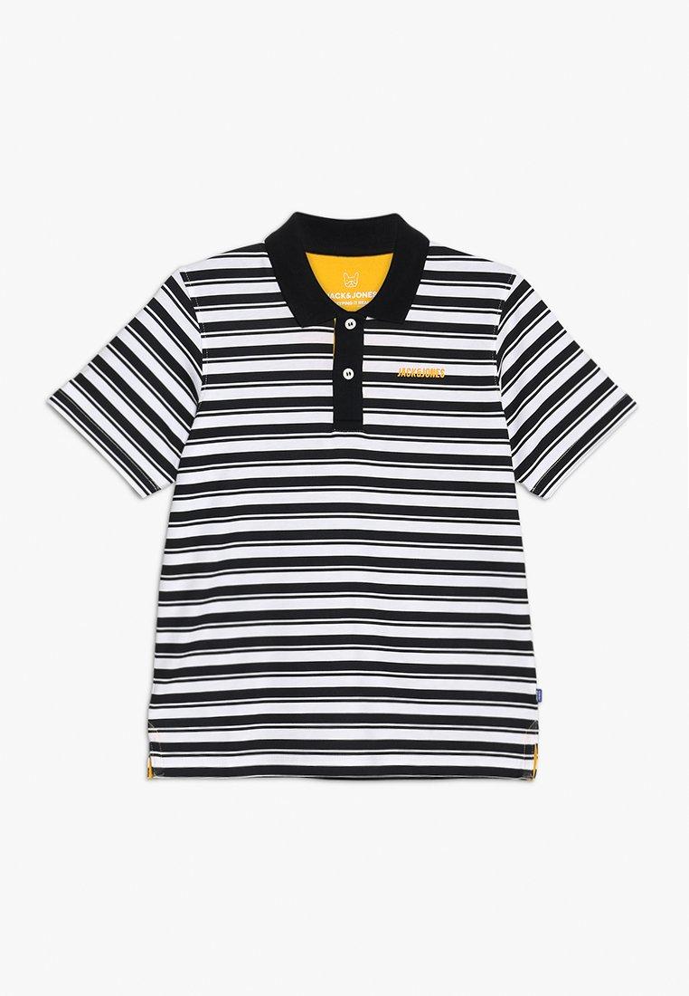 Jack & Jones Junior - JCOSUMMER JUNIOR - Polo shirt - black