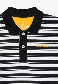 Jack & Jones Junior - JCOSUMMER JUNIOR - Poloshirt - black - 3