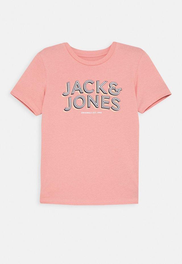 JORVENICEBEACH TEE CREW NECK  - Print T-shirt - rosette