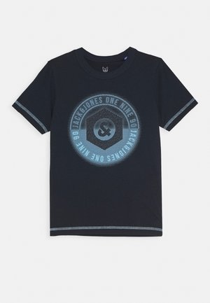 JCOUNIVERSE TEE CREW NECK  - Print T-shirt - sky captain