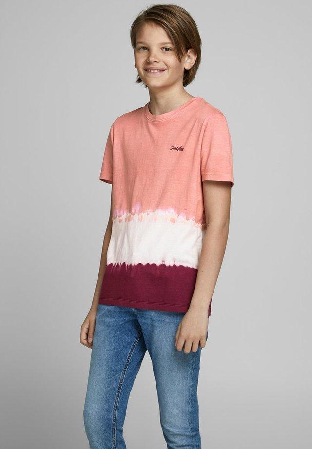 BATIK - Camiseta estampada - rosette