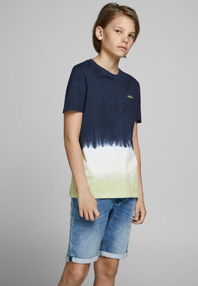 BATIK - Camiseta estampada - navy blazer
