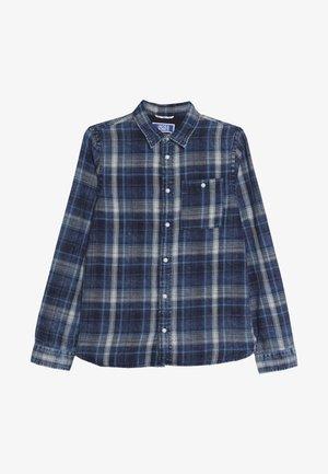 JORHENRI JUNIOR - Camisa - dark blue denim