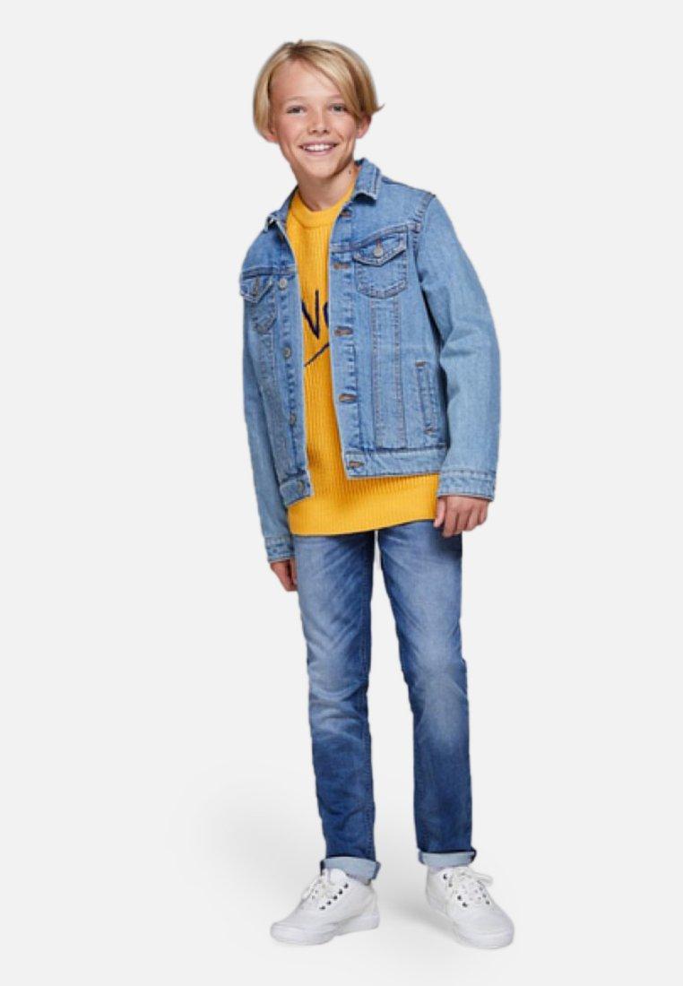 Jack & Jones Junior - BOY'S STATEMENT - Jumper - yellow
