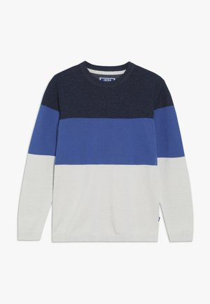 JCOWESSEL CREW NECK JUNIOR - Neule - maritime blue