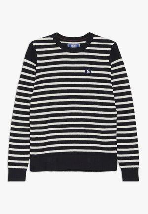 JORMARTIN CREW NECK JUNIOR - Pullover - navy blazer