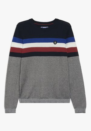 JORLARRY CREW NECK JUNIOR - Pullover - surf the web