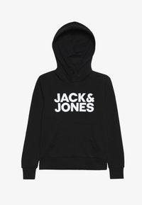 Jack & Jones Junior - JJECORP - Jersey con capucha - black - 2
