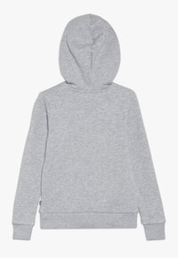 Jack & Jones Junior - JJELOGO SWEAT HOOD 2 COL NOOS JR - Mikina s kapucí - light grey melange - 1