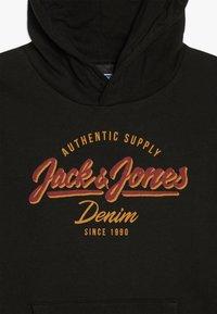 Jack & Jones Junior - JJELOGO - Hoodie - black - 3