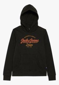 Jack & Jones Junior - JJELOGO - Hoodie - black - 0